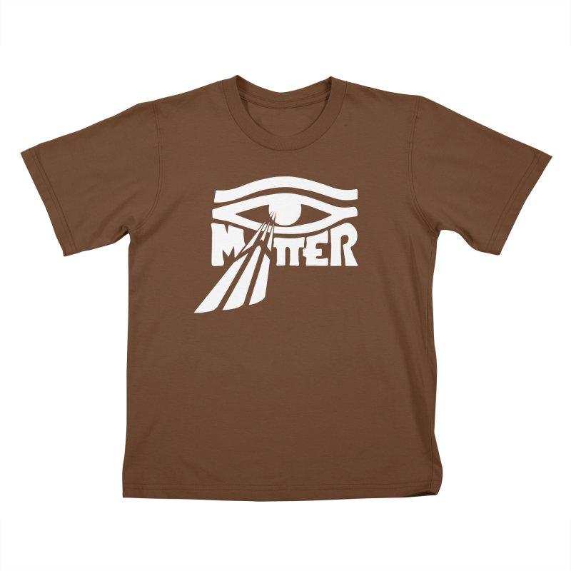 I Matter Kids T-shirt by alienmuffin's Artist Shop