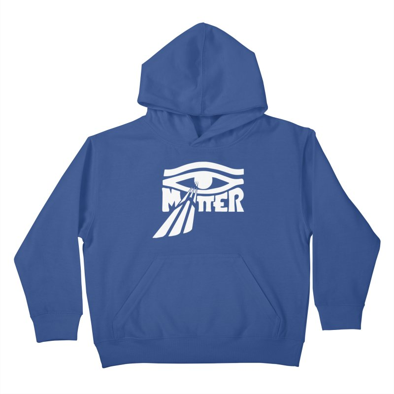 I Matter Kids Pullover Hoody by alienmuffin's Artist Shop