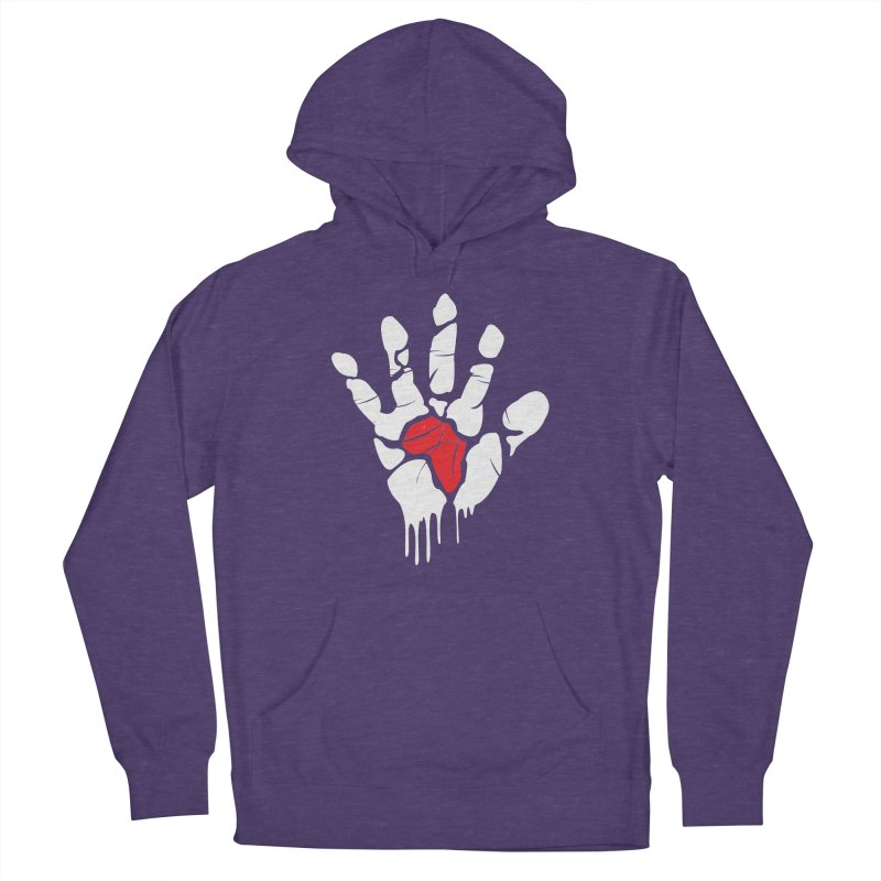 Make your Mark! Women's French Terry Pullover Hoody by alienmuffin's Artist Shop