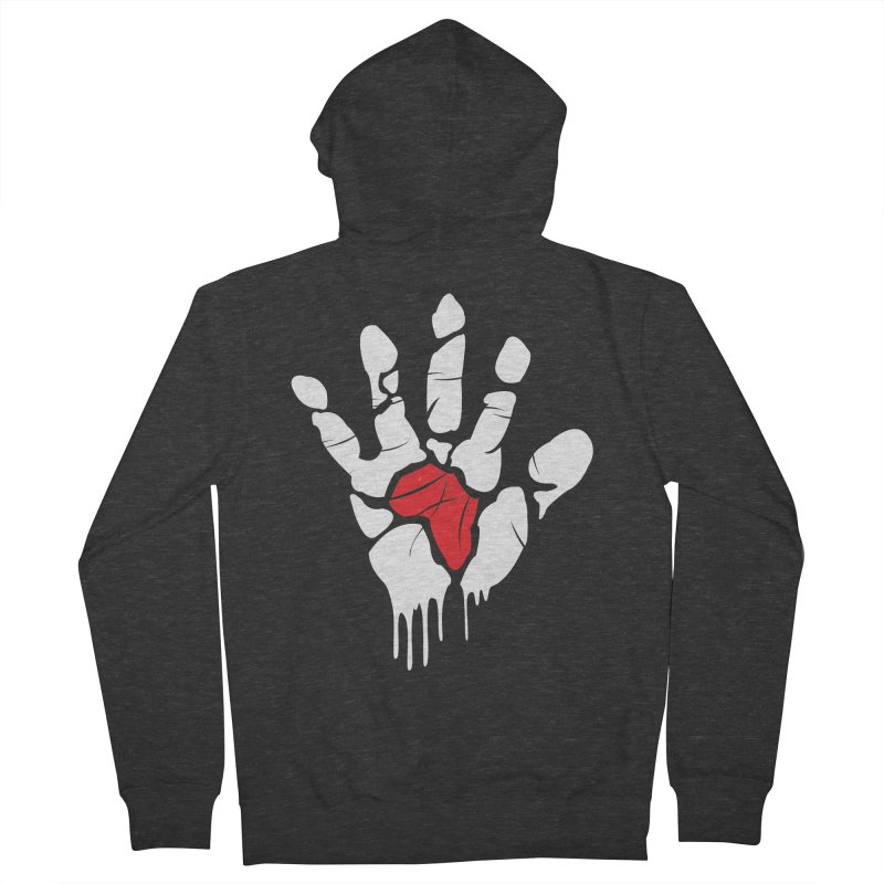 Make your Mark! Men's Zip-Up Hoody by alienmuffin's Artist Shop