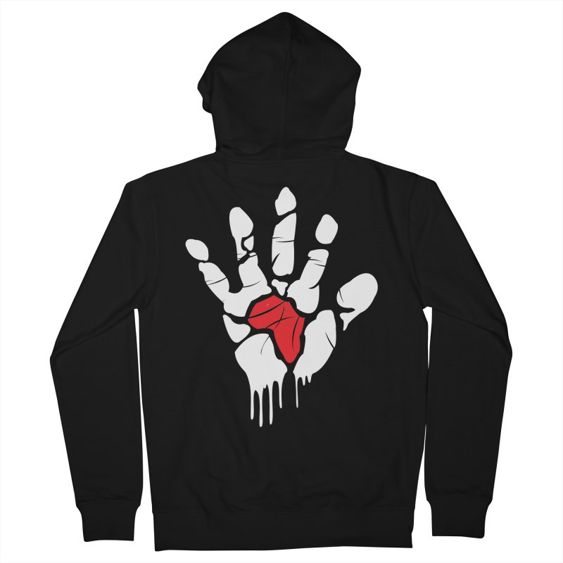 Make your Mark! Men's French Terry Zip-Up Hoody by alienmuffin's Artist Shop