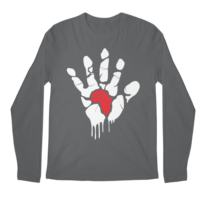 Make your Mark! Men's Regular Longsleeve T-Shirt by alienmuffin's Artist Shop