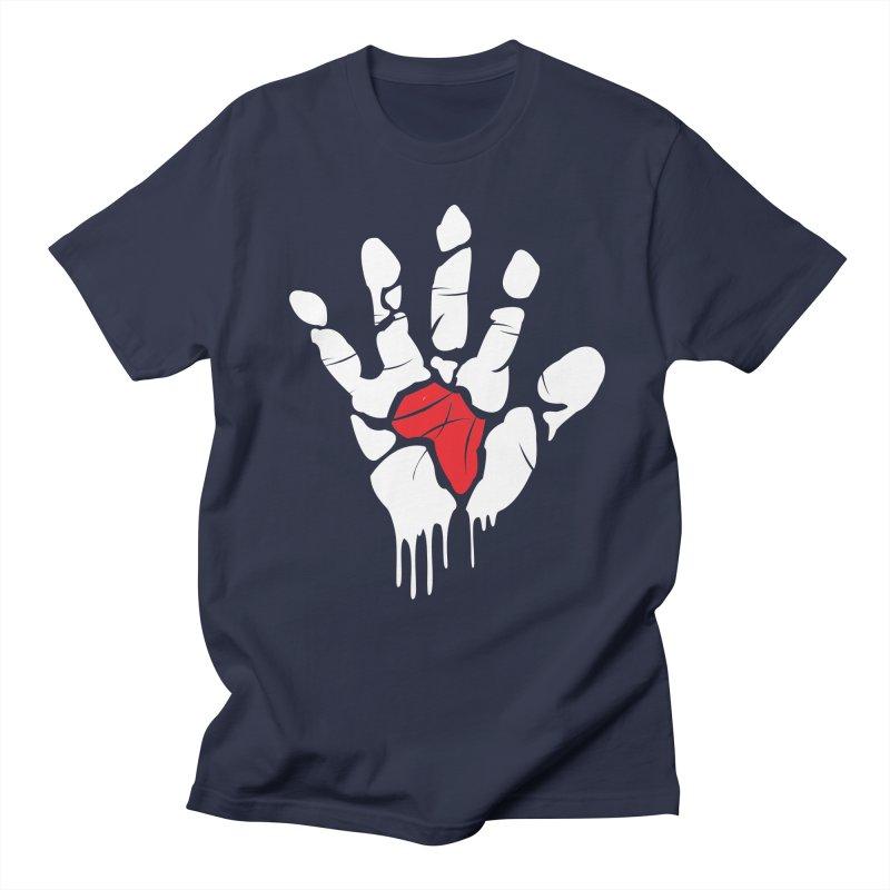 Make your Mark! Men's Regular T-Shirt by alienmuffin's Artist Shop