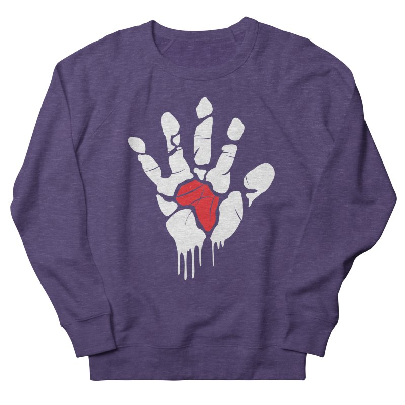 Make your Mark! Men's French Terry Sweatshirt by alienmuffin's Artist Shop