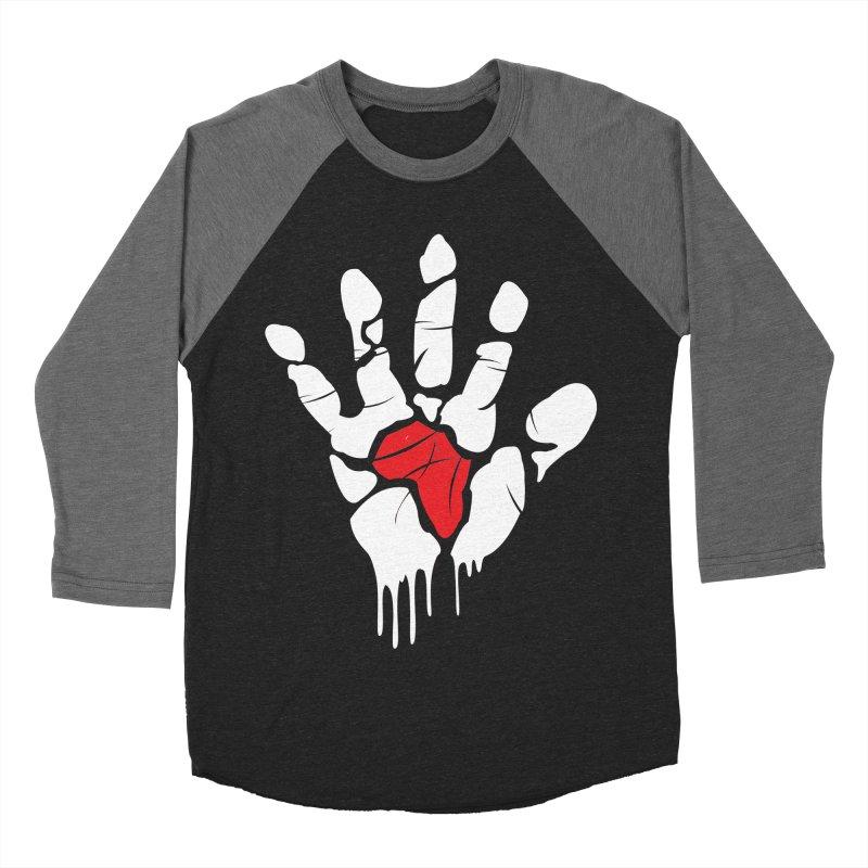Make your Mark! Women's Baseball Triblend T-Shirt by alienmuffin's Artist Shop