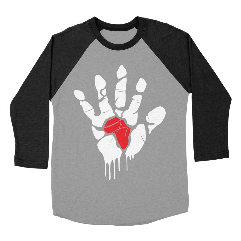 Make your Mark! Women's Baseball Triblend Longsleeve T-Shirt by alienmuffin's Artist Shop