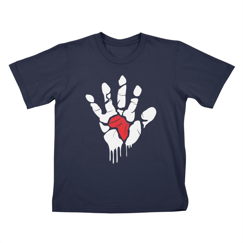 Make your Mark! Kids T-Shirt by alienmuffin's Artist Shop