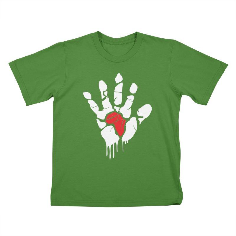 Make your Mark! Kids T-Shirt by alienmuffin's Artist Shop