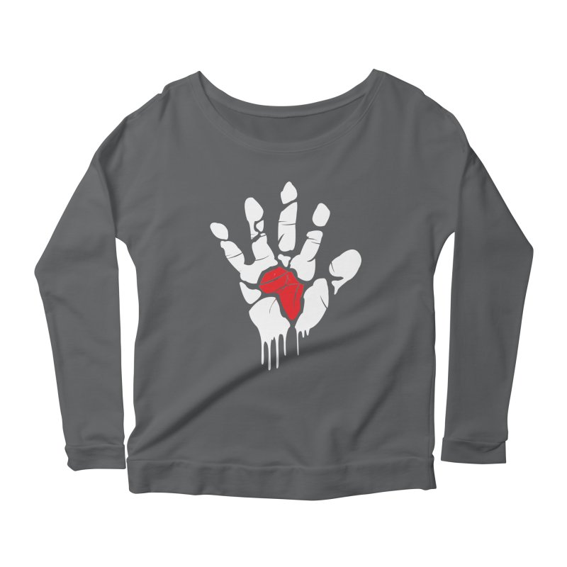 Make your Mark! Women's Scoop Neck Longsleeve T-Shirt by alienmuffin's Artist Shop