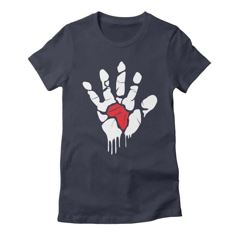Make your Mark! Women's T-Shirt by alienmuffin's Artist Shop