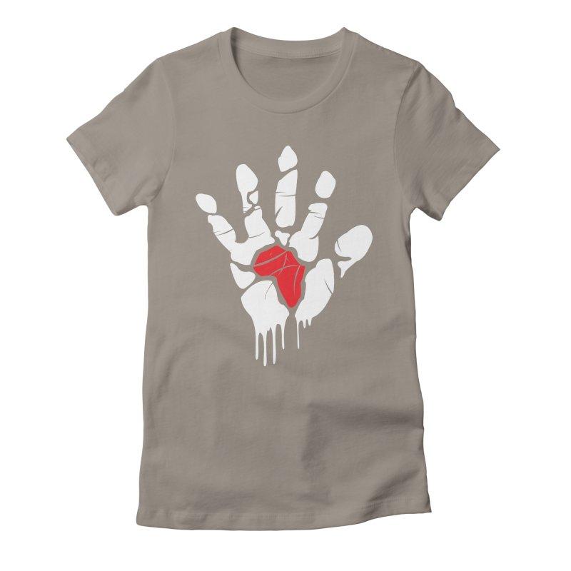 Make your Mark! Women's T-Shirt by alienmuffin's Artist Shop