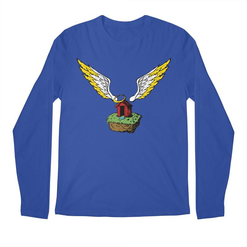 Safe Space Men's Longsleeve T-Shirt by alienmuffin's Artist Shop
