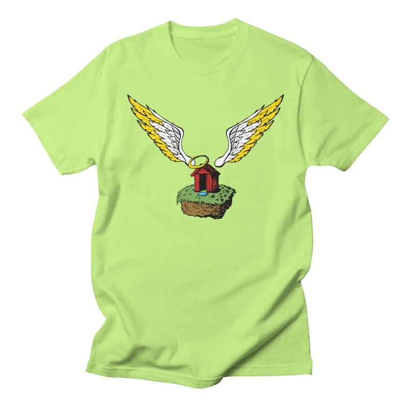 Safe Space Men's Regular T-Shirt by alienmuffin's Artist Shop