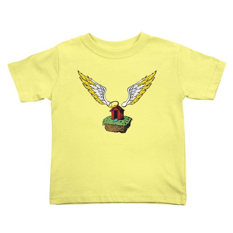 Safe Space Kids Toddler T-Shirt by alienmuffin's Artist Shop
