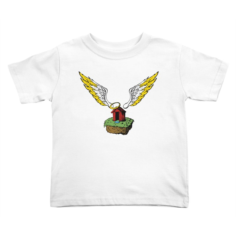 Safe Space Kids Toddler T-Shirt by alienmuffin's Artist Shop