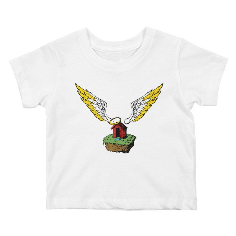 Safe Space Kids Baby T-Shirt by alienmuffin's Artist Shop