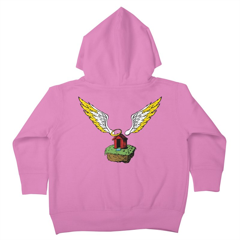 Safe Space Kids Toddler Zip-Up Hoody by alienmuffin's Artist Shop