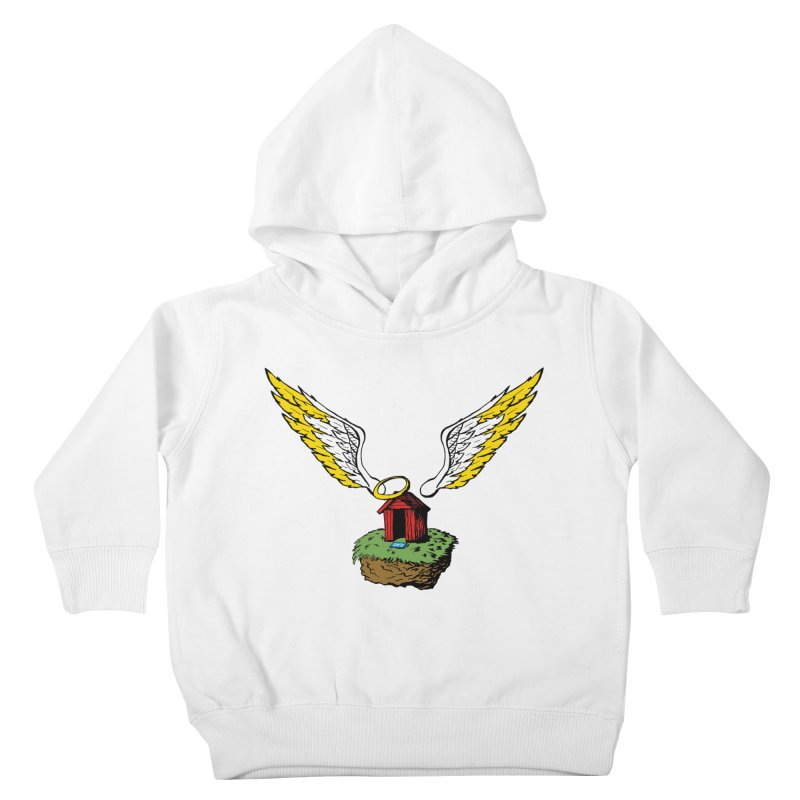 Safe Space Kids Toddler Pullover Hoody by alienmuffin's Artist Shop