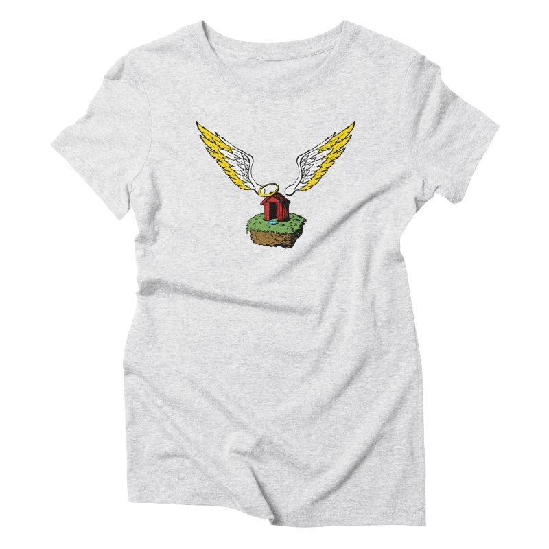 Safe Space Women's T-Shirt by alienmuffin's Artist Shop