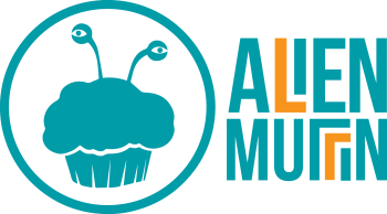 alienmuffin's Artist Shop Logo