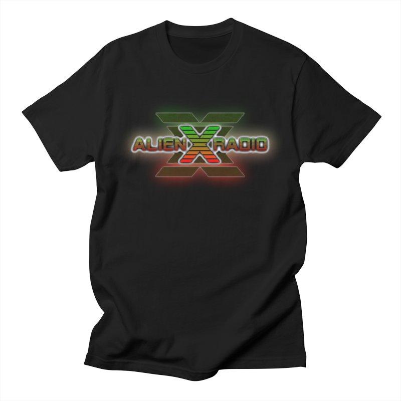 AXR LOGO CURTAIN Women's T-Shirt by ALIEN X GEAR