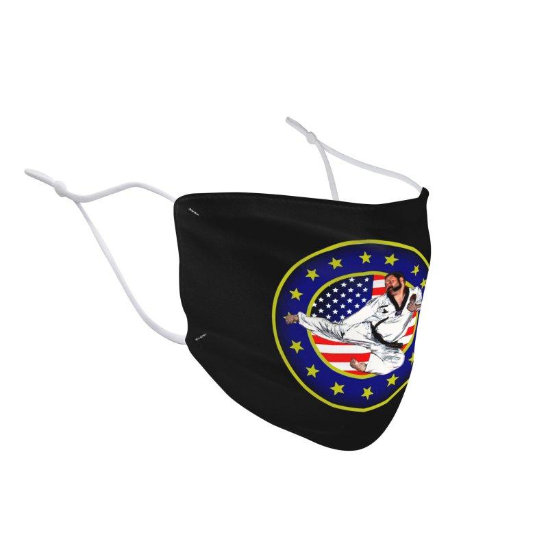 TKD USA Accessories Face Mask by ALIEN X GEAR