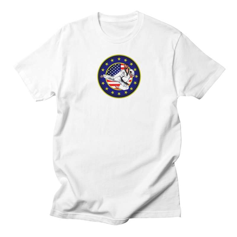 TKD USA Men's T-Shirt by ALIEN X GEAR