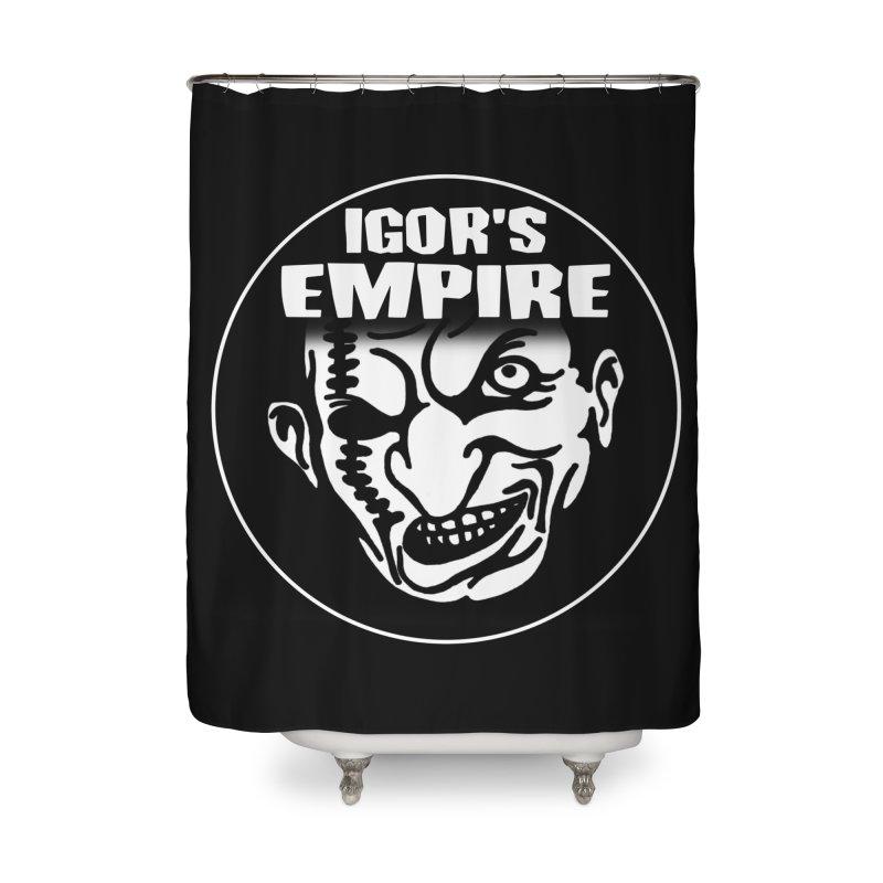 Igor's Empire 1 Home Shower Curtain by ALIEN X GEAR