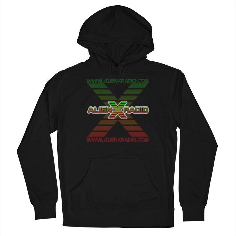 Alien X Radio Men's Pullover Hoody by ALIEN X GEAR