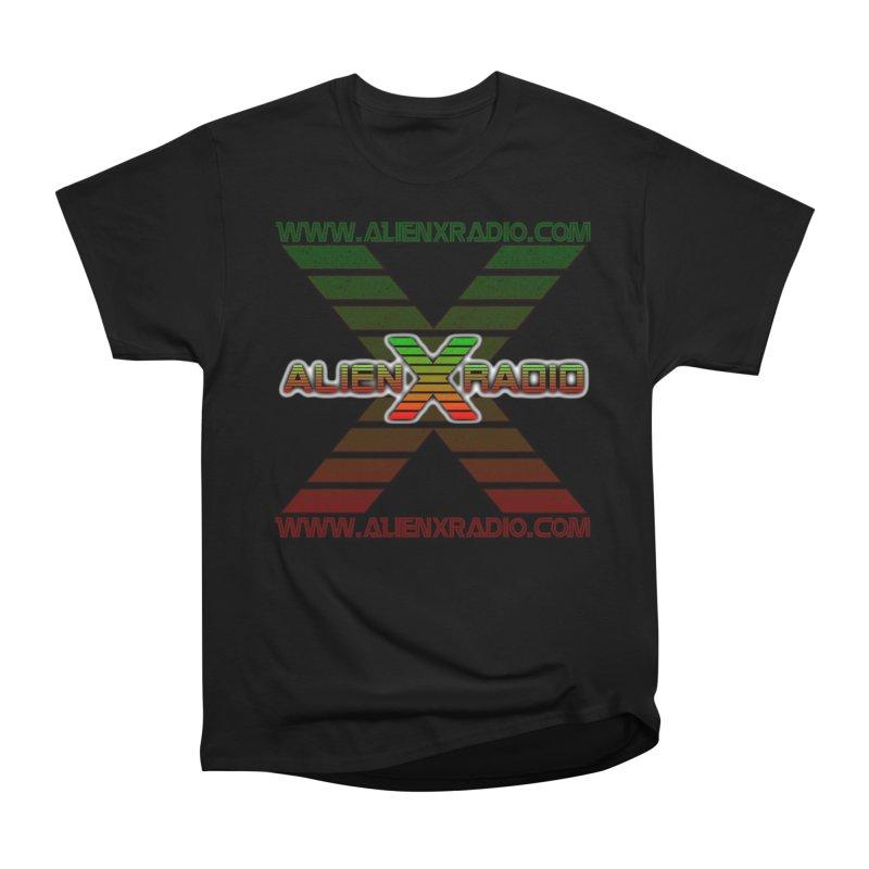 Alien X Radio Women's T-Shirt by ALIEN X GEAR