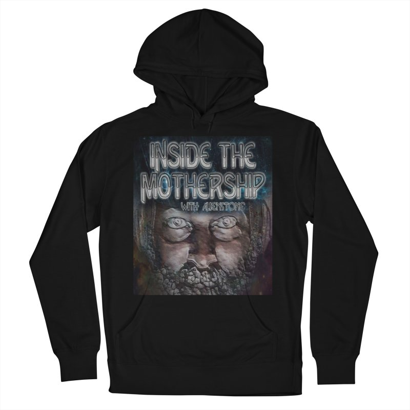 Inside The Mothership Men's Pullover Hoody by ALIEN X GEAR
