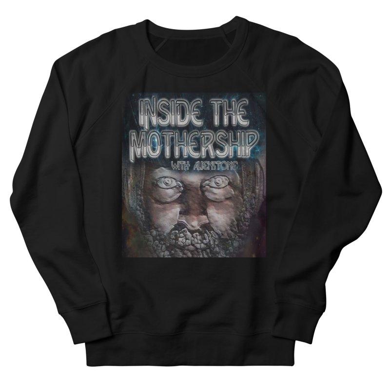 Inside The Mothership Women's Sweatshirt by ALIEN X GEAR
