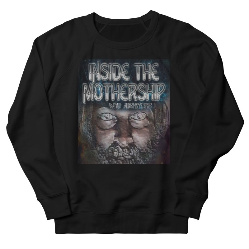 Inside The Mothership Men's Sweatshirt by ALIEN X GEAR