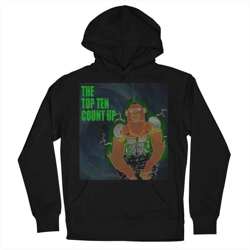 Top Ten Count Up Women's Pullover Hoody by ALIEN X GEAR