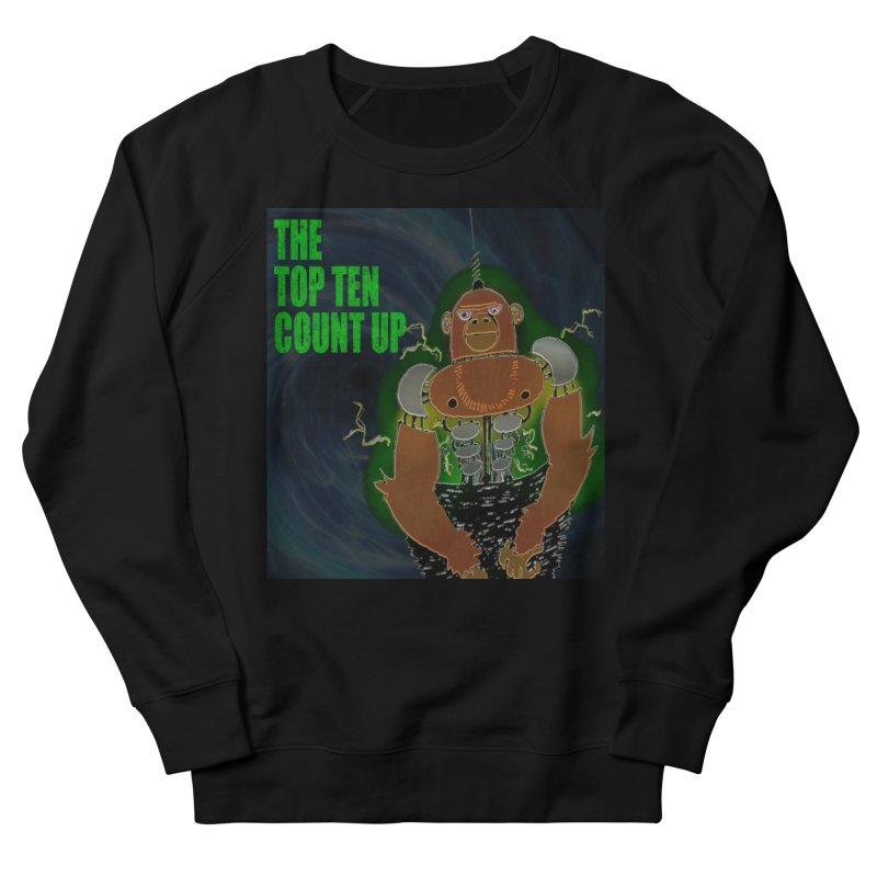 Top Ten Count Up Men's Sweatshirt by ALIEN X GEAR
