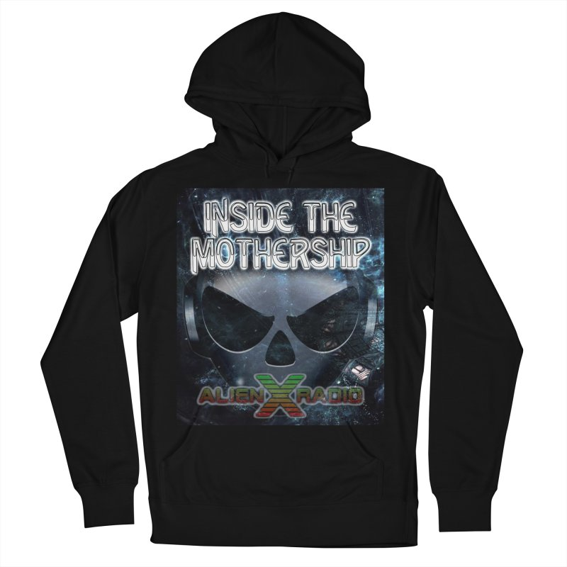ITM T 2 Women's French Terry Pullover Hoody by ALIEN X GEAR