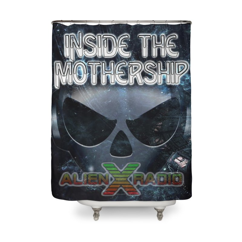 ITM T 2 Home Shower Curtain by ALIEN X GEAR