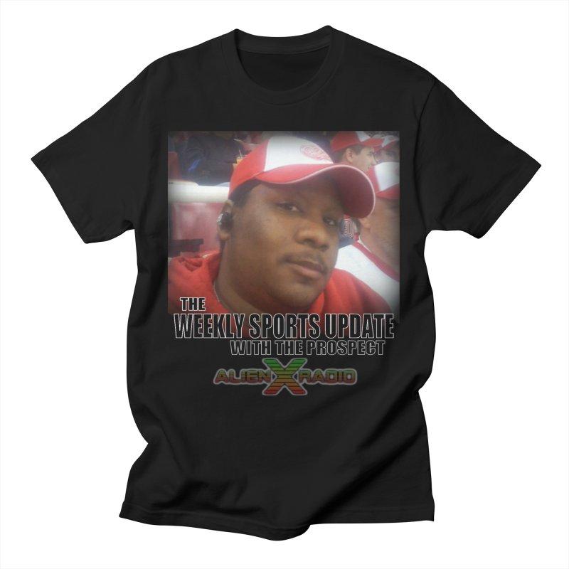 The Prospect Women's T-Shirt by ALIEN X GEAR