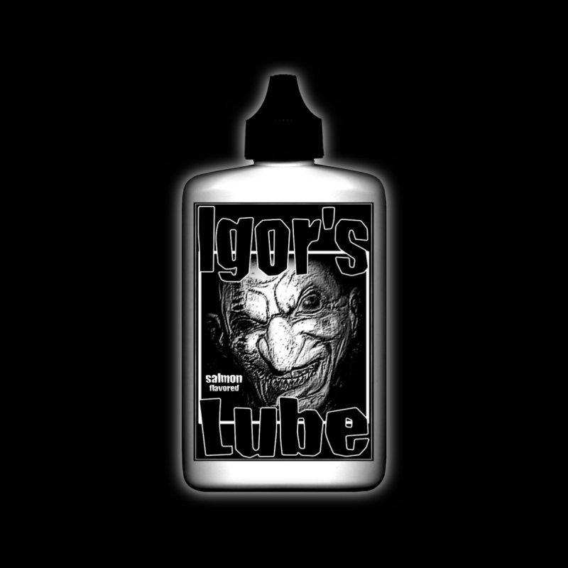 Igors Lube - Salmon Flavored (Black) by ALIEN X GEAR