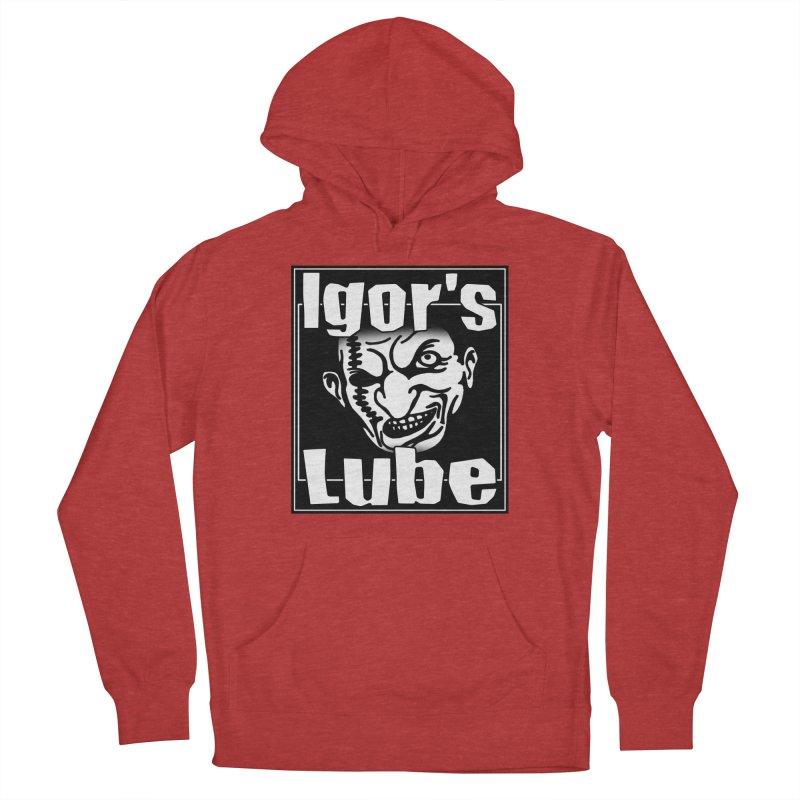 IGORS LUBE LOGO 1 Men's Pullover Hoody by ALIEN X GEAR