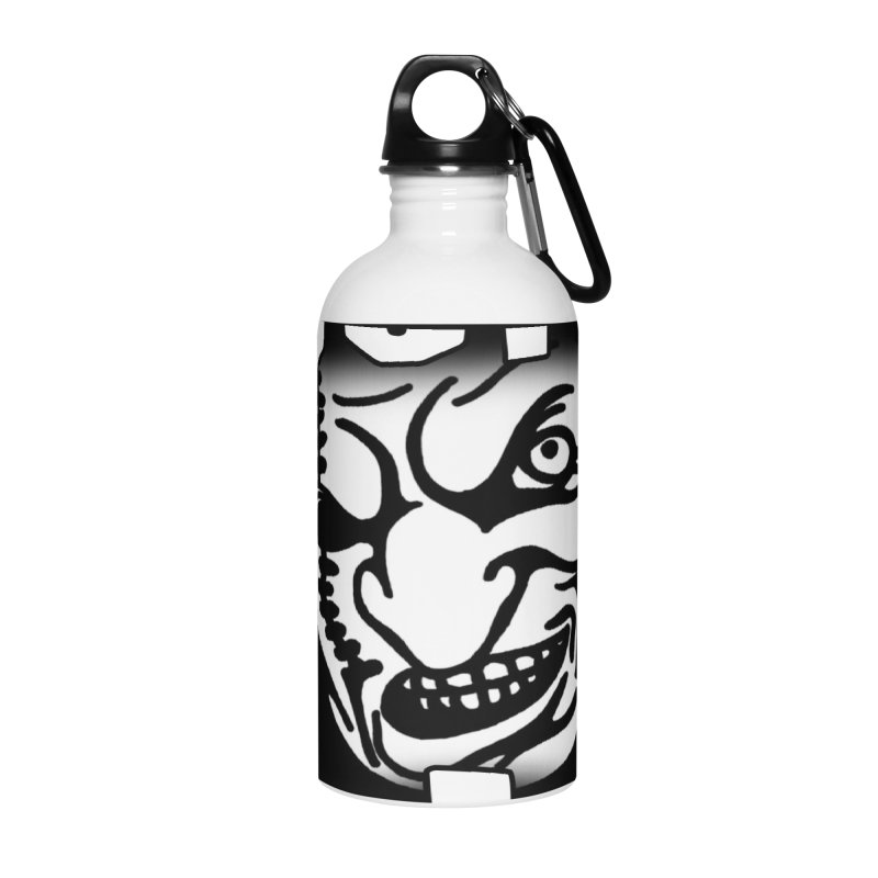 IGORS LUBE LOGO 1 Accessories Water Bottle by ALIEN X GEAR