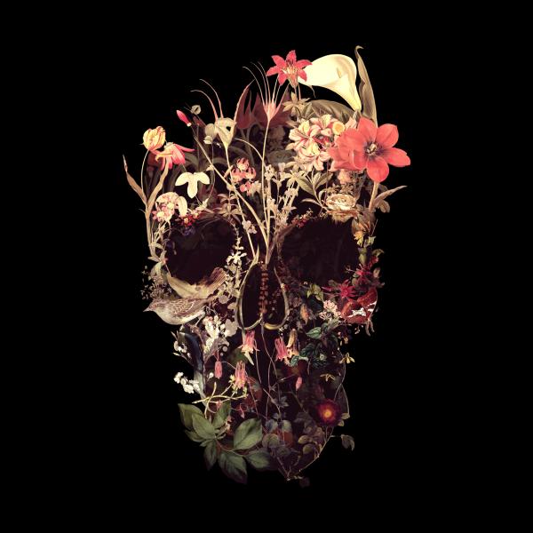 Design for Bloom Skull