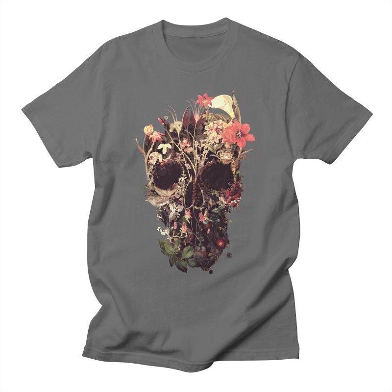 Bloom Skull Men's T-Shirt by Ali Gulec