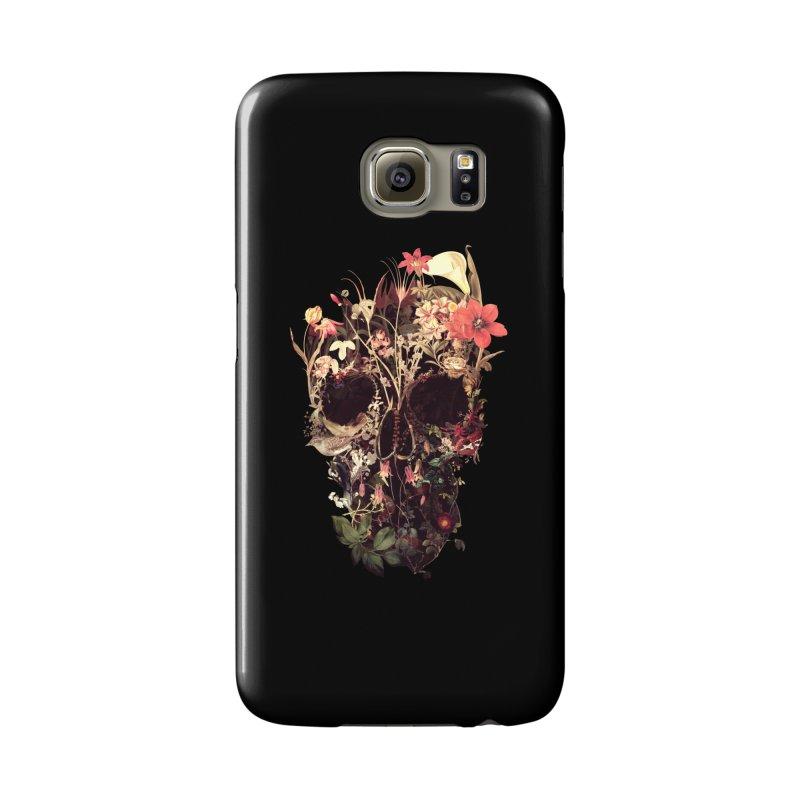 Bloom Skull Accessories Phone Case by Ali Gulec