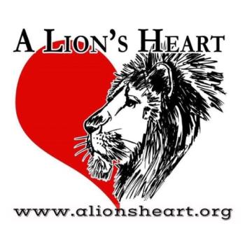 A Lion's Heart Artist Shop Logo