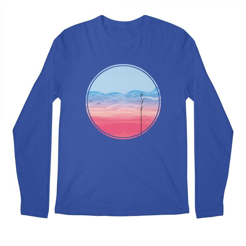 Sunrise Men's Longsleeve T-Shirt by alisa's Artist Shop