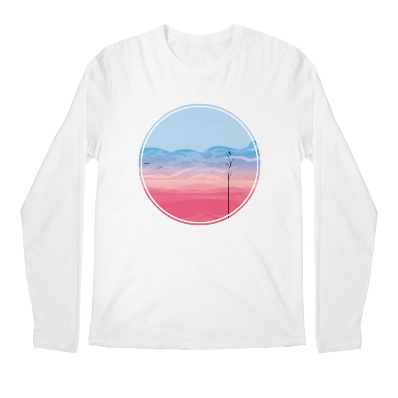 Sunrise Men's Longsleeve T-Shirt by alisa's Artist Shop