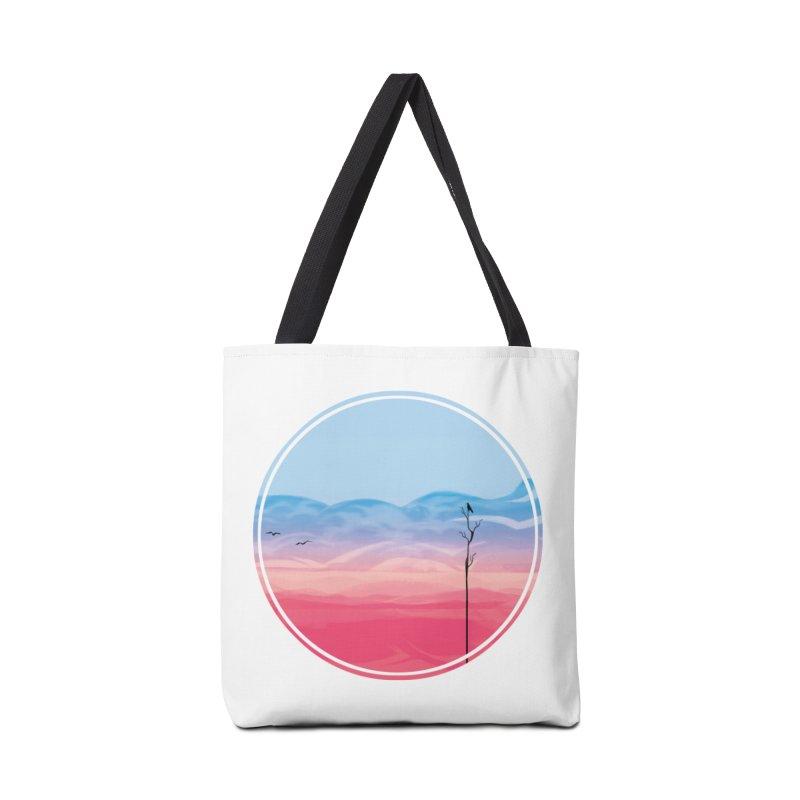 Sunrise Accessories Bag by alisa's Artist Shop