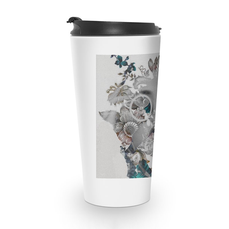Beauty in Chaos Accessories Travel Mug by alisajane's Artist Shop
