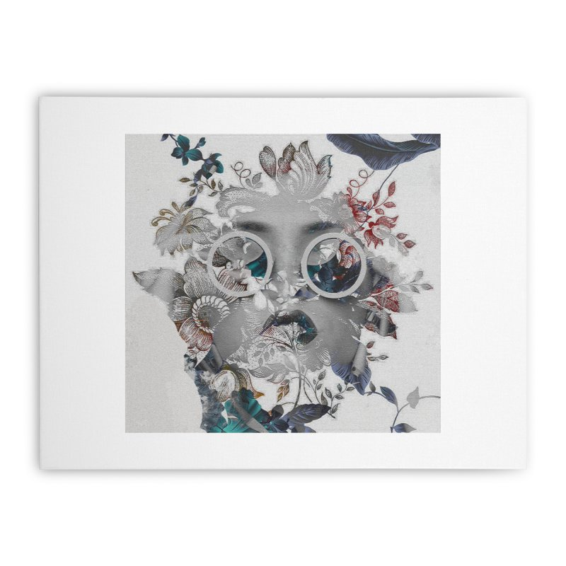 Beauty in Chaos Home Stretched Canvas by alisajane's Artist Shop
